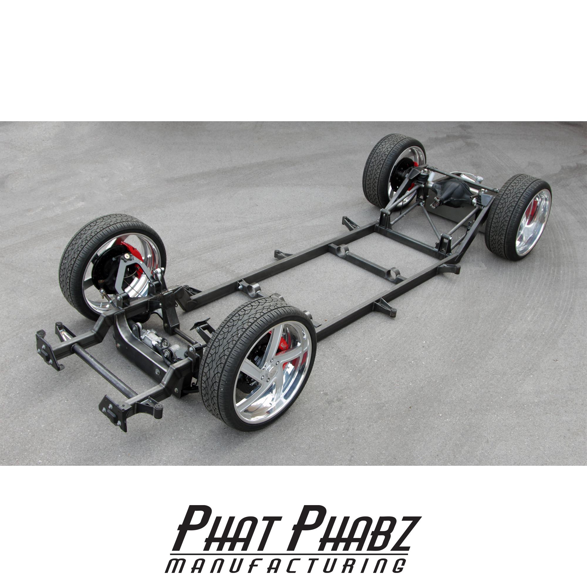 2014-2018 Silverado/Sierra Chassis – Phat Phabz